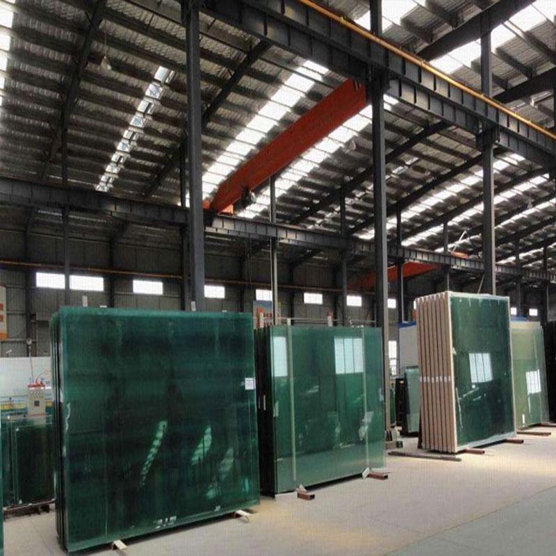 海南玻璃厂合作案列